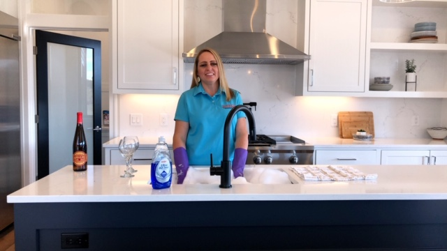 Alexa…she'll be your FAVORITE guest in thekitchen!