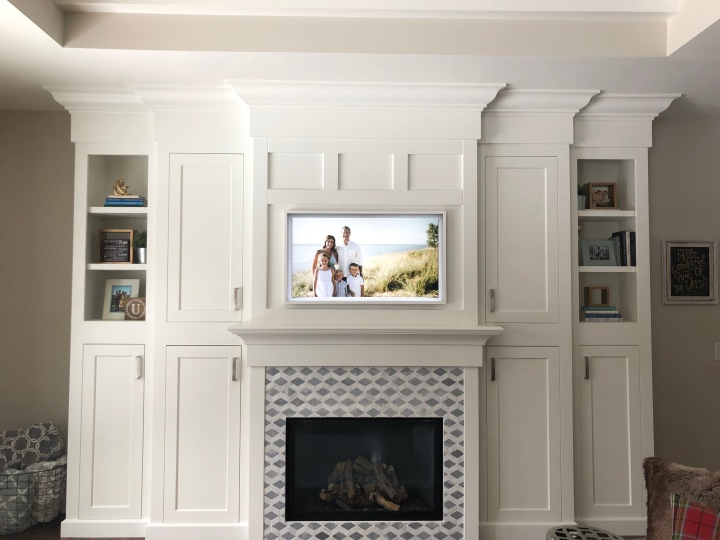 Are You Ready to 'Banish' the Big Black Box Above YourFireplace?